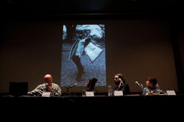 Arte contemporânea no Atlântico Sul? Imagens e estratégias: Roberto Conduru, Claire Tancons, Afonso Luz, Marta Mestre. Museu de Arte Moderna do Rio de Janeiro.