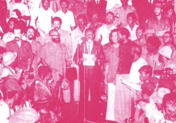 proclamação da IndependÊncia em Angola 11 de Novembro de 1975