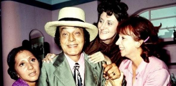 'Bem amado', escrita por Dias Gomes, produzida e exibida pela Rede Globo em 1973.