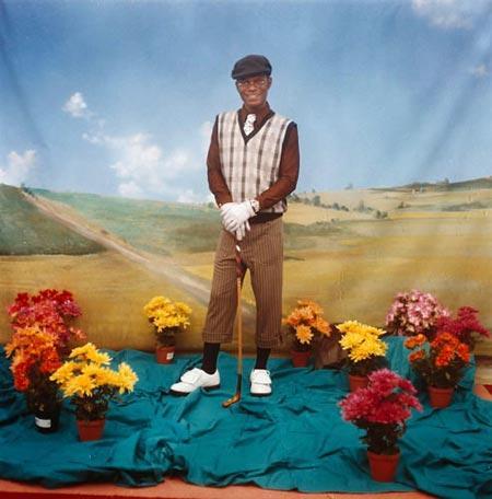 Samuel Fosso, Untitled, 1998.