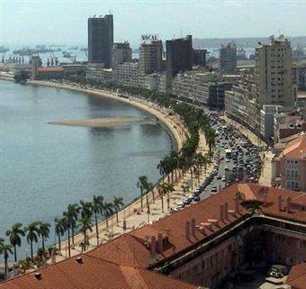 Cidade de Luanda, Angola