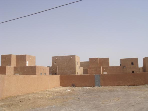Nouakchott, Mauritânia. fotografia de David Adjaye