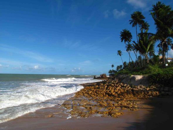 praia nordestina