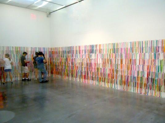 Rivane Neuenschwander, 'Eu desejo o seu desejo / I Wish Your Wish', 2003