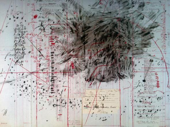William Kentridge. Other Faces.  Marian Goodman Gallery, NY.