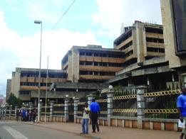 Yaounde, Camarões, fotografia de David Adjaye