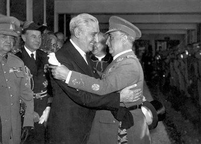Salazar e Franco