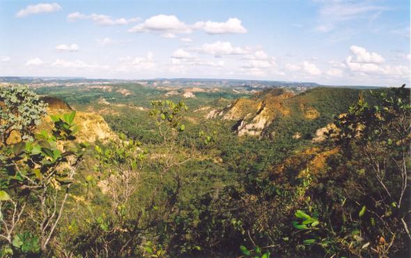 Serra das Araras, fotografia de Daniela Moreau