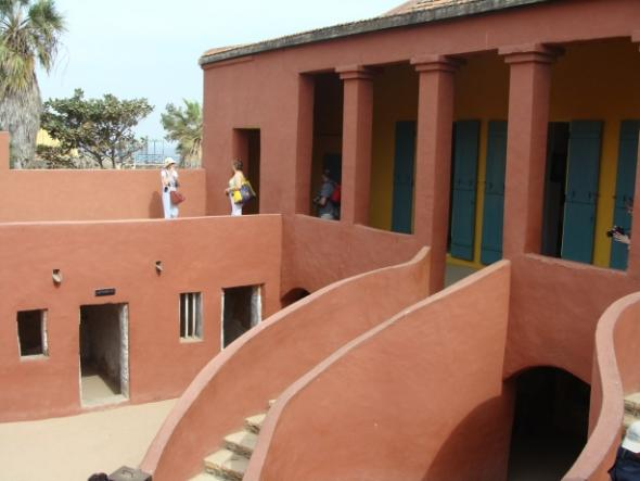 Casa dos escravos