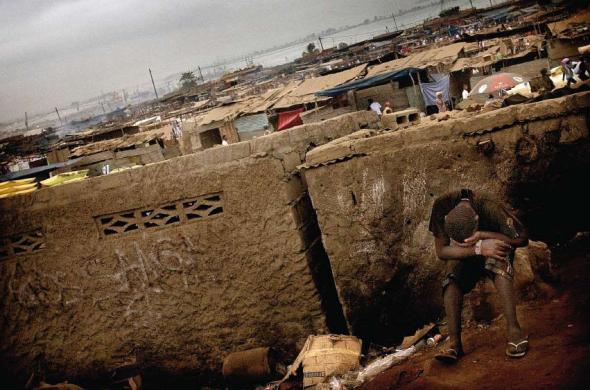 Musseque de Luanda