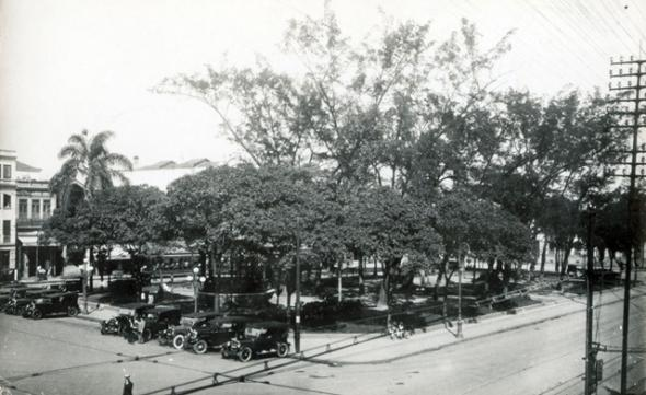 Praça Onze (Praça 11 de Junho, Rio de Janeiro, cca. 1930)