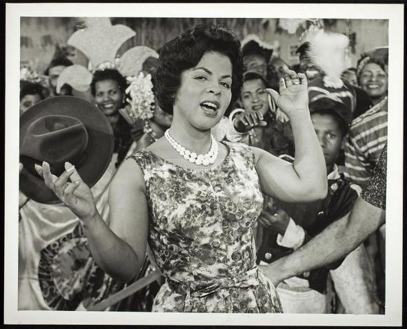 Samba em Brasília (1958)