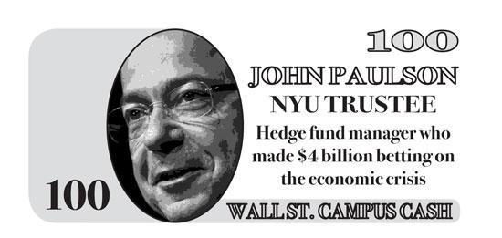 NYU4OWS, Wall Street Campus Cash, Courtesy Daniel Aldana Cohen.