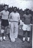 Juca, Mário Coluna e Matateu
