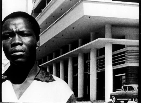 'Eu, um negro' de Jean Rouch