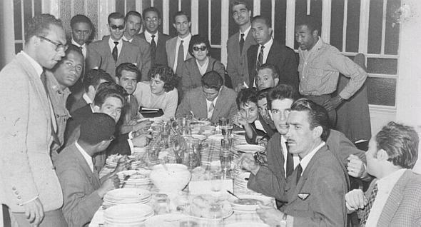 casa dos estudantes do imperio, 1959