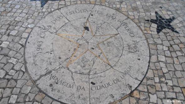 A CEI foi completamente reformada. Apenas a placa de pedra lembra os tempos de Casa de Estudantes vindos das ex-colónias africanas