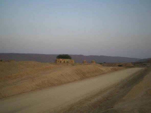 Dombe Grande, fotografias rodagem Eu Sou África 2010
