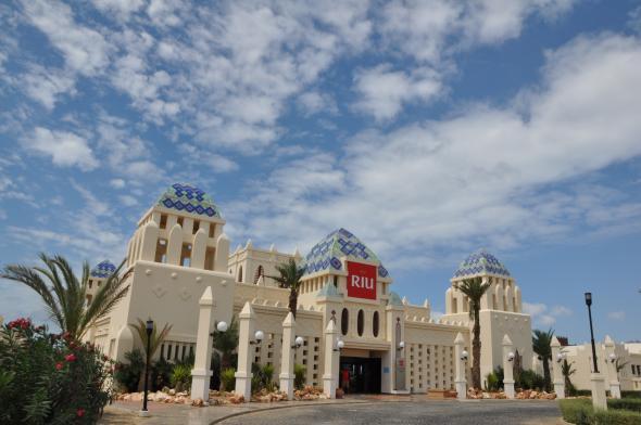 hotel riu-karamboa, ilha de Boa Vista. 2009