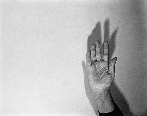Helena Almeida 'Inhabited Drawing' (1977)