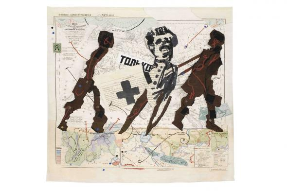 William Kentridge.