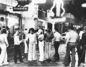 Rua Araujo, Lourenço Marques, 1973, fotografia de Ricardo Rangel em Ribeiro, 1995