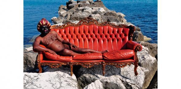Kiluanji Kia Henda, 'The Great Italian Nude', 2010.