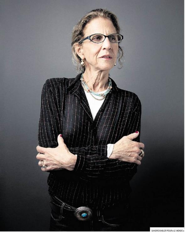 ANN LAURA STOLER | SANDRO BABLER POUR «LE MONDE»