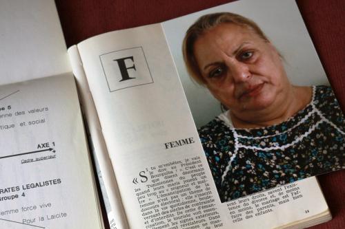 'F de Femmes' de Ana Gandum, Tunisia, 2010