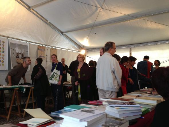 independent publishers bookfair