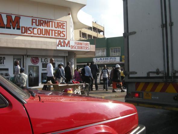 Joanesburgo, fotografia de Marta Lança