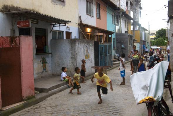 Putinhas das favelas carioca