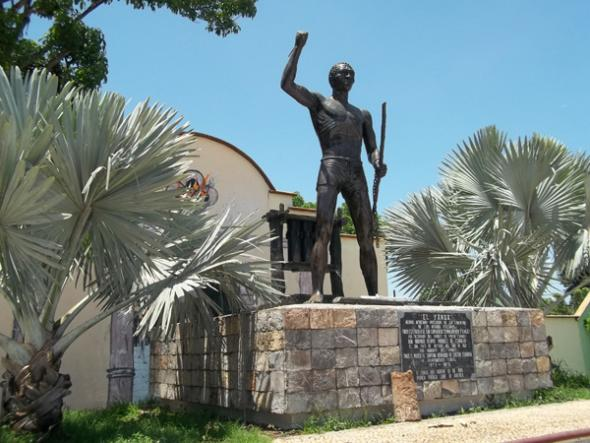 Estatua do yanga