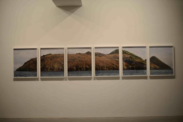 Arquipélago, exposição de Mónica de Miranda