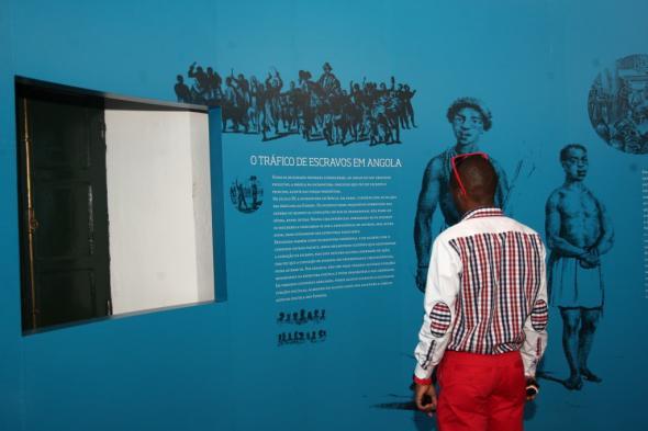 Preservar e ensinar a memória da escravatura não é fazer um mero exercício de história, mas é uma acção efectiva na luta contra o racismo | Foto Ampe Rogério/RA