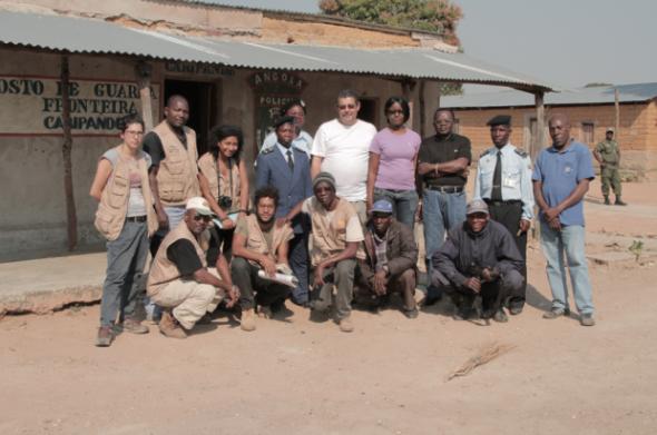 Posto Fronteiriço de Caripande (Angola-Zâmbia)