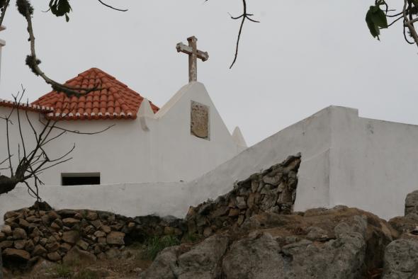 A capela onde os africanos eram obrigados a converter-se ao Catolicismo | Foto Carlos Lousada © Austral