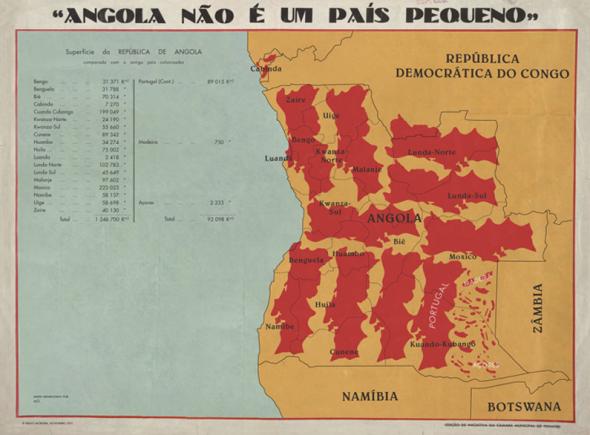 Angola não é um país pequeno, Paulo Moreira (2011).