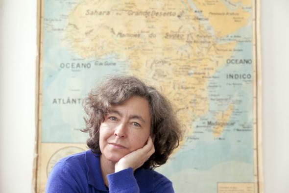 Margarida Cardoso, fotografia de Ana Brígida
