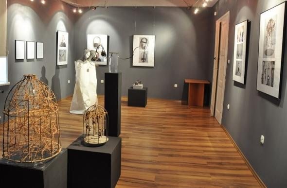 exposição Ziemia Obiecana / A Terra Prometida / The Promised Land no Museu Okręgowego Ziemi Kaliskiej, Polónia (2015)