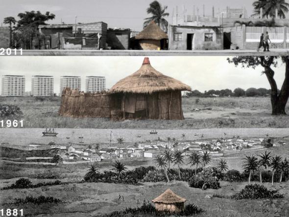 A transição urbana de Lourenço Marques para Maputo (1961-1992). Nuno Gonçalves