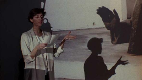 Joana Barrios em Cacheu, de Filipa César