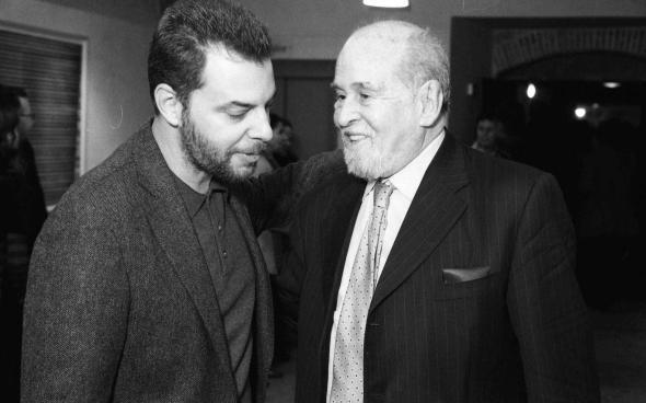 Jorge António e João Bénard da Costa