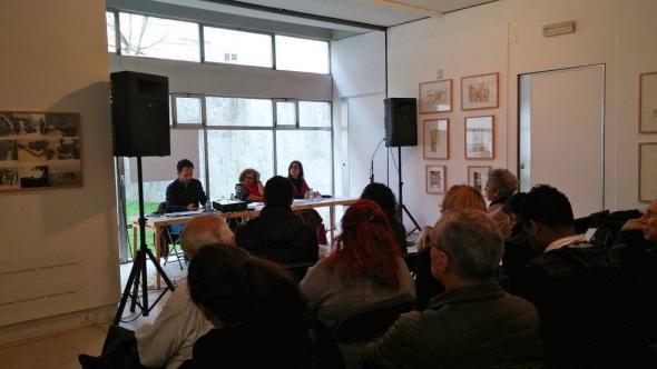 Christian Fischgold, Rita Chaves e Anita Moraes