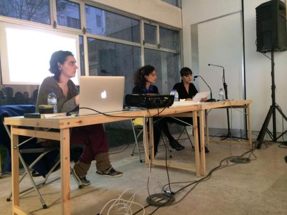 Inês Ponte, Marta Lança e Ana Balona de Oliveira
