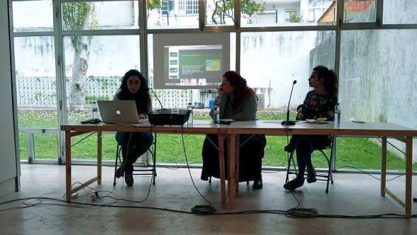 painel I - Sonia Miceli, Lívia Apa e Marta Lança (moderação)