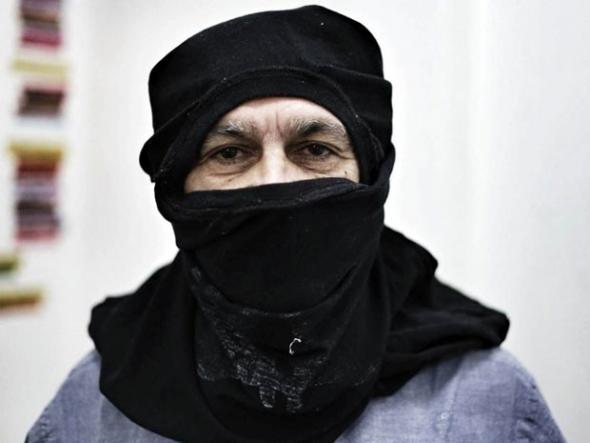 Caetano Veloso Black bloc