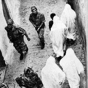 'Batalha de Argel' (1966), de Gillo Pontecorvo