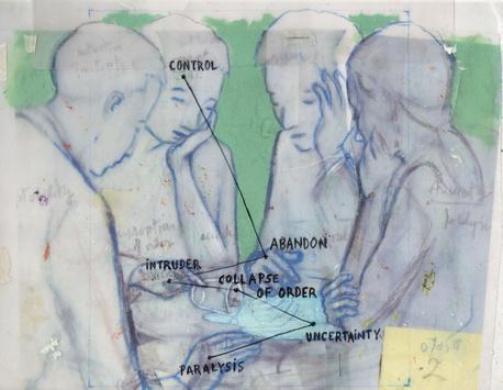 Francis Alÿs, In a Given Situation (2010-16). Cortesia do artista e Bienal de São Paulo.