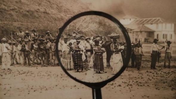 O Brasil recebeu a maioria dos africanos escravizados enviados às Américas.